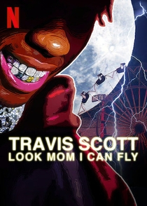 Travis Scott: Voando Alto - Poster / Capa / Cartaz - Oficial 3