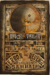 Contos do Dia das Bruxas - Poster / Capa / Cartaz - Oficial 5