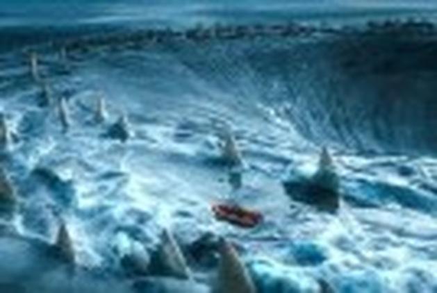 """Mais uma cena de """"Percy Jackson e o Mar de Monstros"""" cai na rede"""