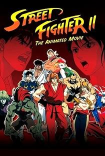 Street Fighter II: O Filme - Poster / Capa / Cartaz - Oficial 6