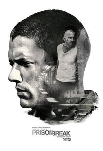 Prison Break (5ª Temporada) - Poster / Capa / Cartaz - Oficial 2
