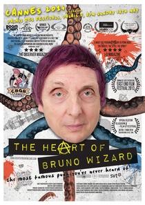 The Heart of Bruno Wizard - Poster / Capa / Cartaz - Oficial 1