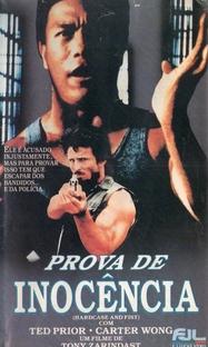 Prova de Inocência - Poster / Capa / Cartaz - Oficial 1