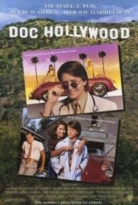Dr. Hollywood - Uma Receita de Amor - Poster / Capa / Cartaz - Oficial 1