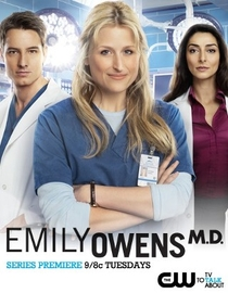 Emily Owens M.D. (1ª Temporada) - Poster / Capa / Cartaz - Oficial 2