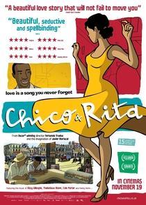 Chico & Rita - Poster / Capa / Cartaz - Oficial 1