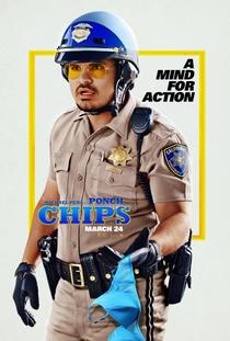 CHiPs - O Filme - Poster / Capa / Cartaz - Oficial 3