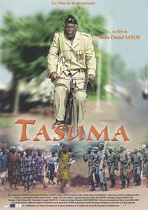 Tasuma, O Fogo - Poster / Capa / Cartaz - Oficial 1