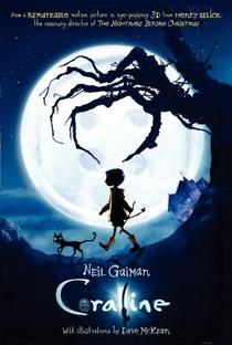 Coraline e o Mundo Secreto - Poster / Capa / Cartaz - Oficial 1