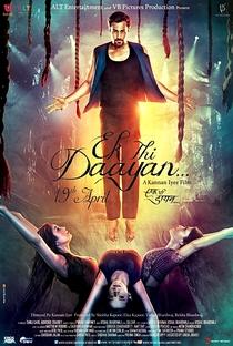 Ek Thi Daayan - Poster / Capa / Cartaz - Oficial 3
