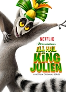 Saúdem todos o Rei Julien (1ª Temporada) (All Hail King Julien (Season 1))