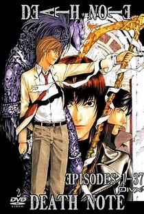 Death Note (2ª Temporada) - Poster / Capa / Cartaz - Oficial 6