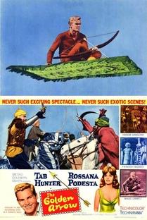 A Seta de Ouro - Poster / Capa / Cartaz - Oficial 2