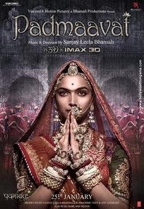 Padmaavat - Poster / Capa / Cartaz - Oficial 1