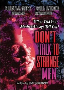 Don't Talk to Strange Men - Poster / Capa / Cartaz - Oficial 2