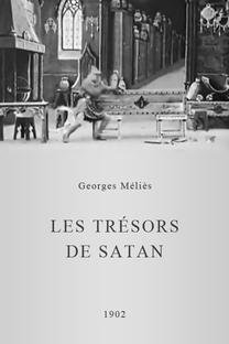 Les Trésors De Satan - Poster / Capa / Cartaz - Oficial 1