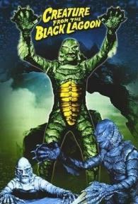 O Monstro da Lagoa Negra - Poster / Capa / Cartaz - Oficial 5