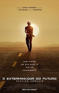O Exterminador do Futuro: Destino Sombrio - Poster / Capa / Cartaz - Oficial 1