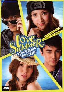 Love Summer - Poster / Capa / Cartaz - Oficial 1