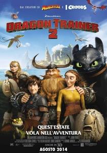 Como Treinar o seu Dragão 2 - Poster / Capa / Cartaz - Oficial 11