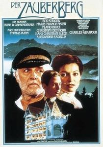 A Montanha Mágica - Poster / Capa / Cartaz - Oficial 1