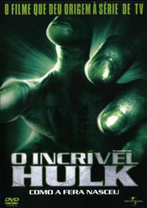 O Incrível Hulk - Como a Fera Nasceu  - Poster / Capa / Cartaz - Oficial 2
