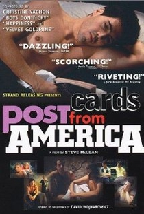 Postcards from America - Poster / Capa / Cartaz - Oficial 1