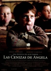 As Cinzas de Ângela - Poster / Capa / Cartaz - Oficial 1