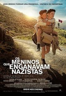 Os Meninos que Enganavam Nazistas - Poster / Capa / Cartaz - Oficial 2