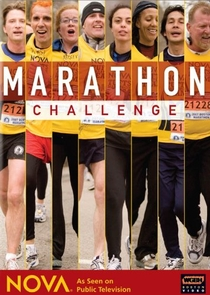 Marathon Challenge - Poster / Capa / Cartaz - Oficial 1