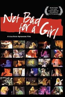Not Bad For A Girl - Poster / Capa / Cartaz - Oficial 1