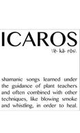 Icaros: A Vision (Icaros: A Vision)