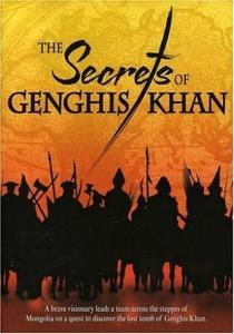 Os Segredos de Genghis Khan - Poster / Capa / Cartaz - Oficial 1