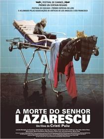 A Morte do Sr. Lazarescu - Poster / Capa / Cartaz - Oficial 3