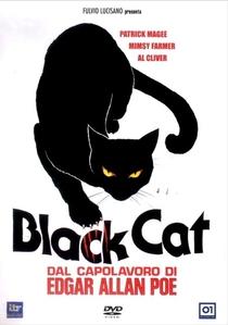 Gato Negro - Poster / Capa / Cartaz - Oficial 1