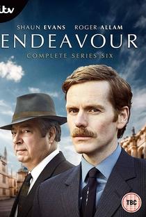 Endeavour (6ª Temporada) - Poster / Capa / Cartaz - Oficial 1