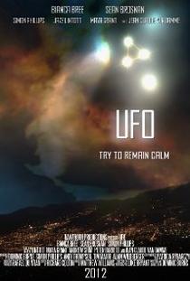 U.F.O. – invasão Alien - Poster / Capa / Cartaz - Oficial 1