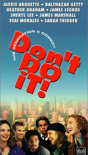 Don't Do It - Poster / Capa / Cartaz - Oficial 1