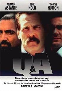 Q & A - Sem Lei, Sem Justiça - Poster / Capa / Cartaz - Oficial 4