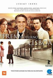 Trem Noturno para Lisboa - Poster / Capa / Cartaz - Oficial 4