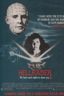 Hellraiser: Renascido do Inferno - Poster / Capa / Cartaz - Oficial 9