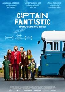 Capitão Fantástico - Poster / Capa / Cartaz - Oficial 5
