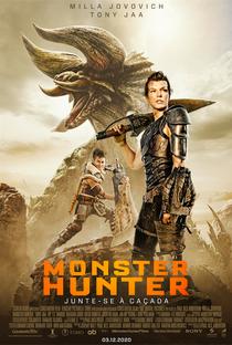 Monster Hunter - Poster / Capa / Cartaz - Oficial 3