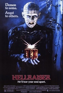 Hellraiser - Renascido do Inferno - Poster / Capa / Cartaz - Oficial 7