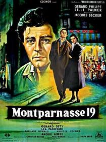 Os Amantes de Montparnasse - Poster / Capa / Cartaz - Oficial 5