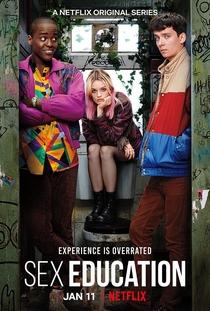 Sex Education (1ª Temporada) - Poster / Capa / Cartaz - Oficial 1