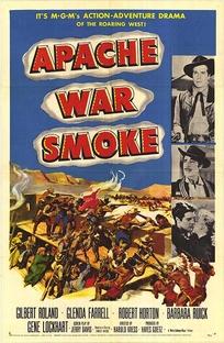 Fumaça de Guerra dos Apaches - Poster / Capa / Cartaz - Oficial 1