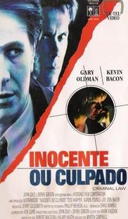 Inocente ou Culpado - Poster / Capa / Cartaz - Oficial 2