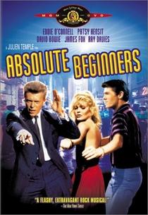 Absolute Beginners - Poster / Capa / Cartaz - Oficial 1