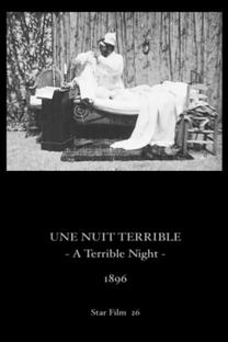 Uma Noite Terrível - Poster / Capa / Cartaz - Oficial 1